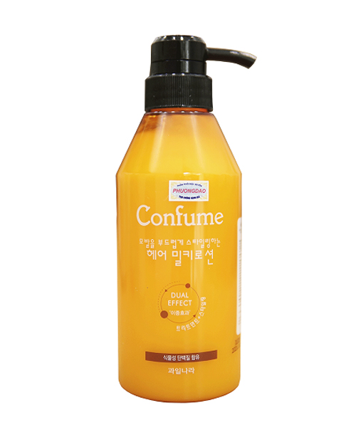 Gel vuốt tóc Welcos Confume Hair Lotion 400ml