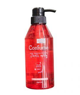 Gel vuốt tóc Welcos Confume Super Hard Hair Gel 400ml