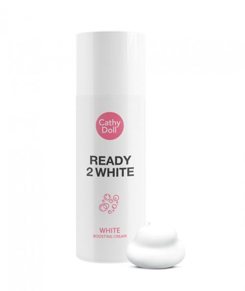 Kem dưỡng da mặt Cathy Doll Ready 2 White Boosting Cream