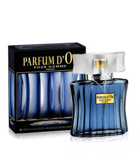 Nước hoa nam Parfum D'or Pour Homme Paris 100ml