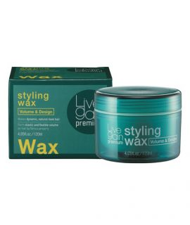 Sáp vuốt tóc Livegain Premium Styling