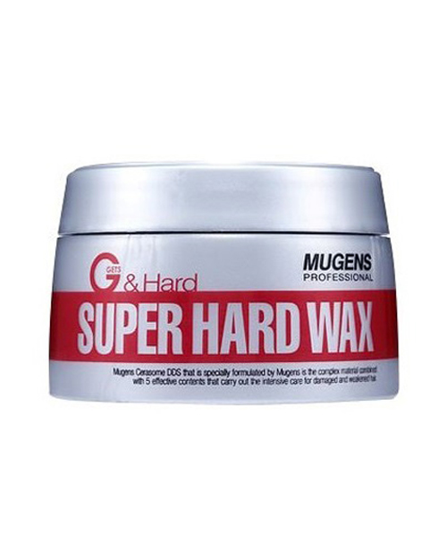 Sáp vuốt tóc Mugens Super Hard Wax