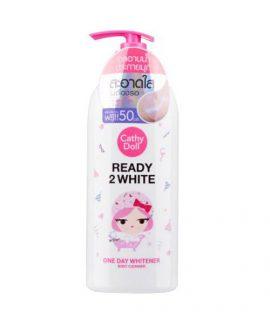 Sữa tắm Cathy Doll Ready 2 White One Day Whitener Body Cleanser chính hãng