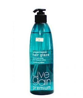 Gel vuốt tóc LiveGain Premium Hair Glaze 450ml