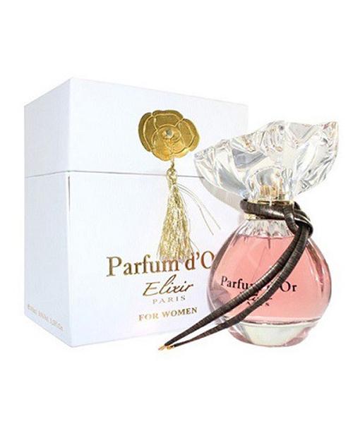 Nước hoa Parfum D'Or Elixir