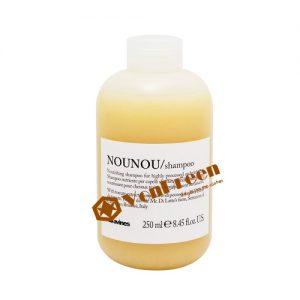 Dầu gội đầu Davines Nounou 1000ml, cho tóc khô xơ, phục hồi, dưỡng ẩm