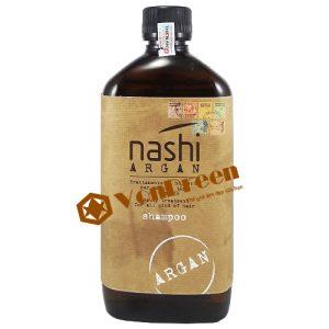Dầu gội Nashi Argan 500ml, trị gàu, phục hồi dưỡng tóc, chống rụng tóc