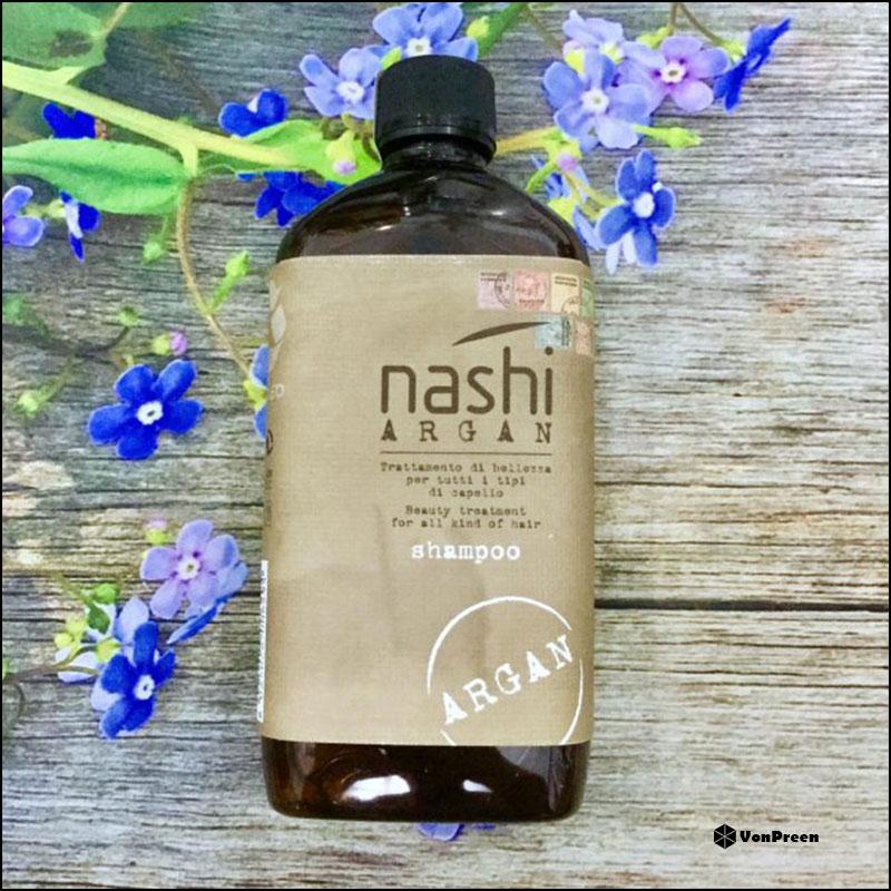 Dầu gội Nashi Argan Shampoo chính hãng giá rẻ