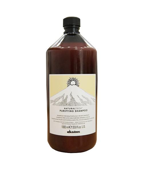 dau goi tri gau Davines Purifying Shampoo 1000ml