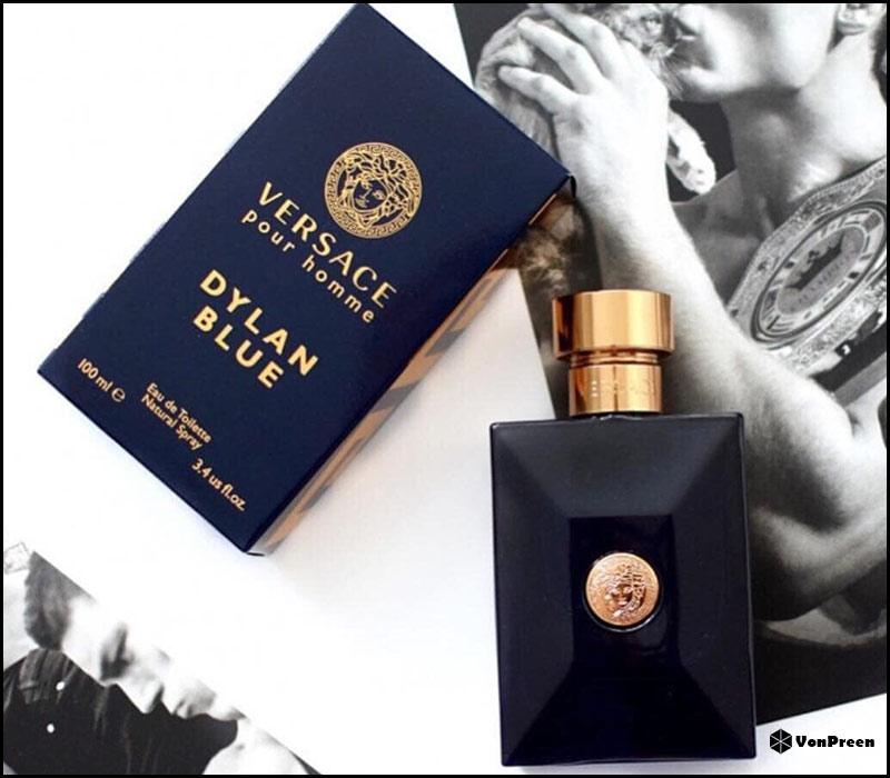 Mua, bán nước hoa Versace Dylan Blue 100ml thơm lâu