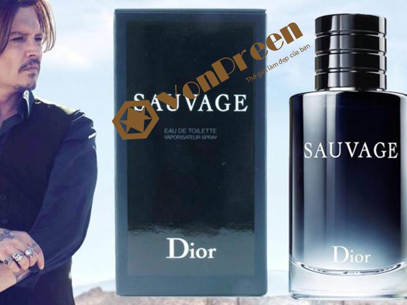 Mua nước hoa Dior Sauvage