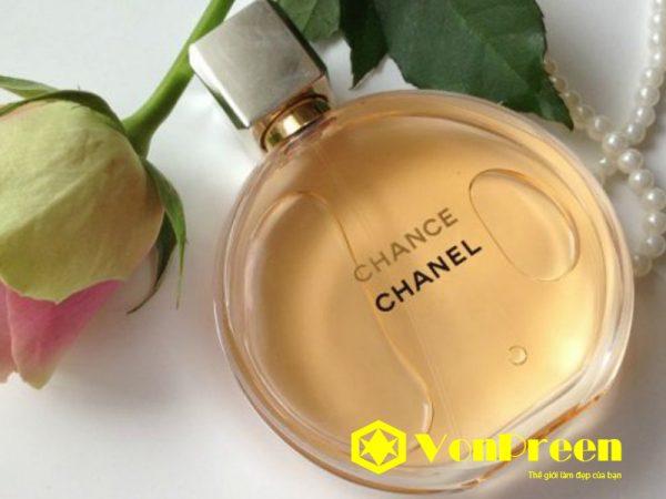 Nước hoa Chanel Chance Paris 100ml giá bao nhiêu