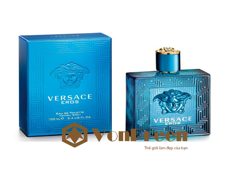 Nước hoa Versace Eros Pour Homme 100ml