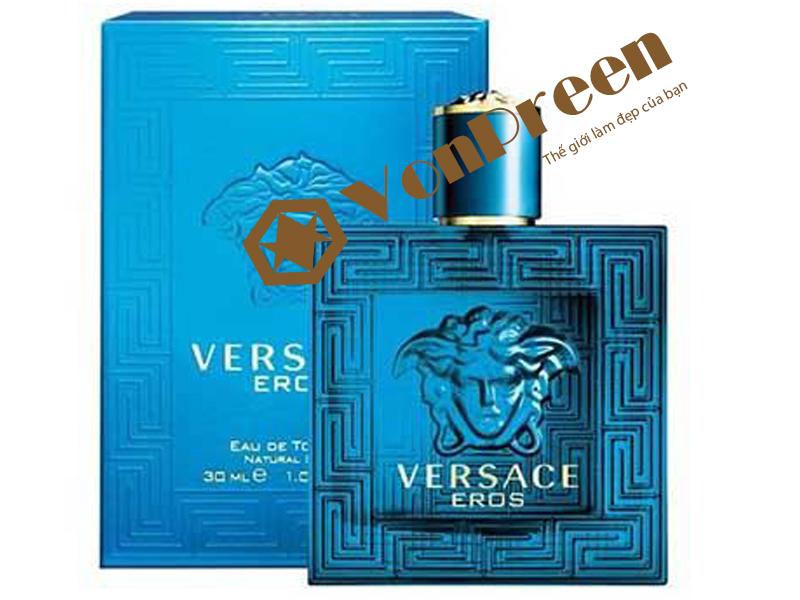 Nước hoa Versace Eros Pour Homme 30ml