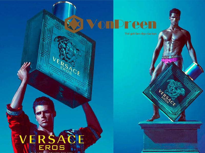 Nước hoa Versace Eros chính hãng giá rẻ