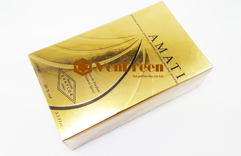 Nước hoa Amati chính hãng, dành cho Nam Nữ tốt nhất