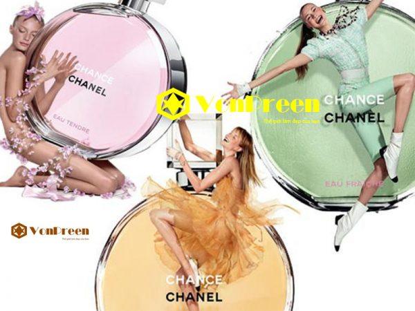Nước hoa Chanel Chance vàng chính hãng