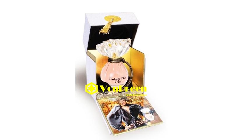 Nước hoa Parfum D'Or Elixir 100ml, dành cho Nữ cao cấp