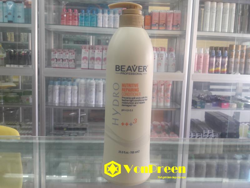 Dầu xả dưỡng tóc Beaver