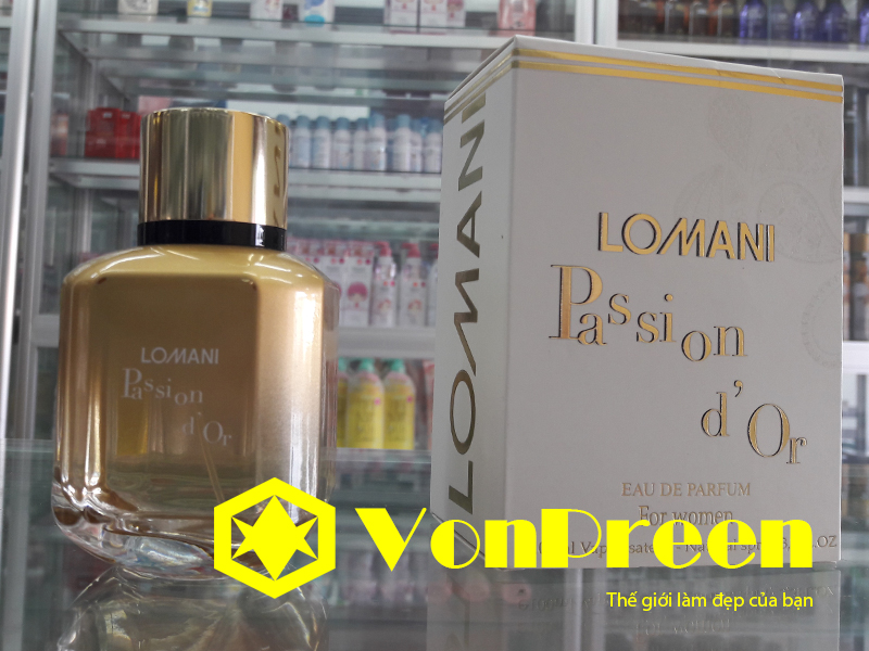Lomani Passion D'or