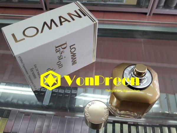 Nước hoa Lomani Paris cho nữ