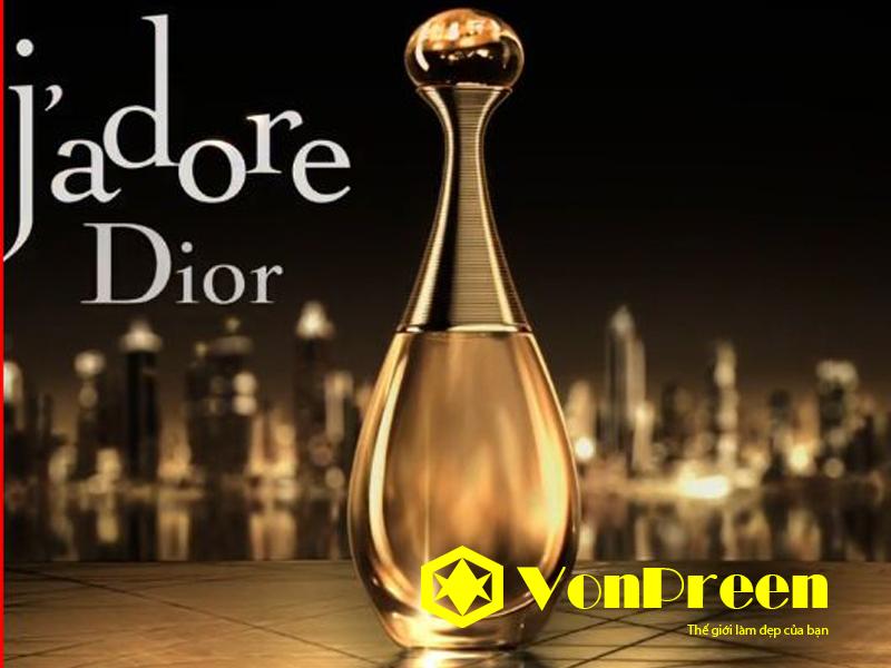 Nước hoa nữ Dior Jadore giá bao nhiêu