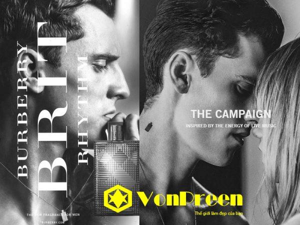 Burberry Brit Rhythm For Him Eau De Toilette
