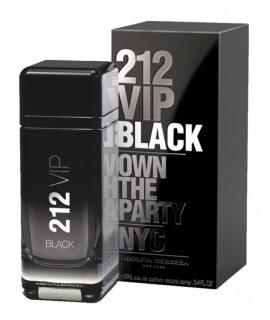Nước hoa nam 212 Vip Black 100ml