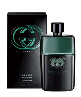 Nước hoa nam Gucci Guilty Black 90ml Pour Homme
