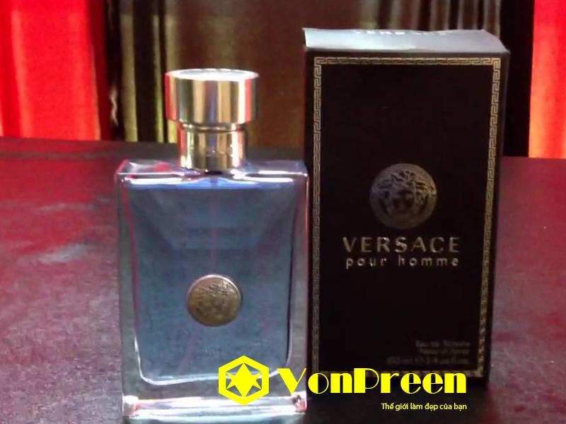 Bán nước hoa Versace Pour Homme chính hãng