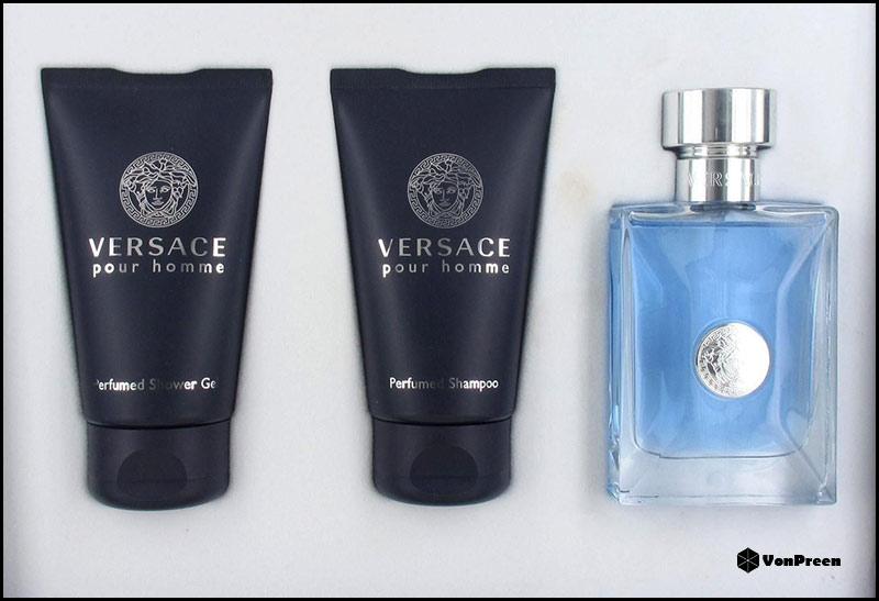 Bộ sưu tập Versace Pour Homme cho nam