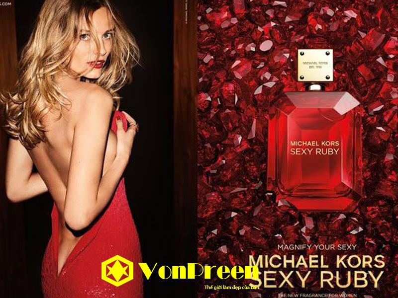 Michael Kors Sexy Ruby 100ml