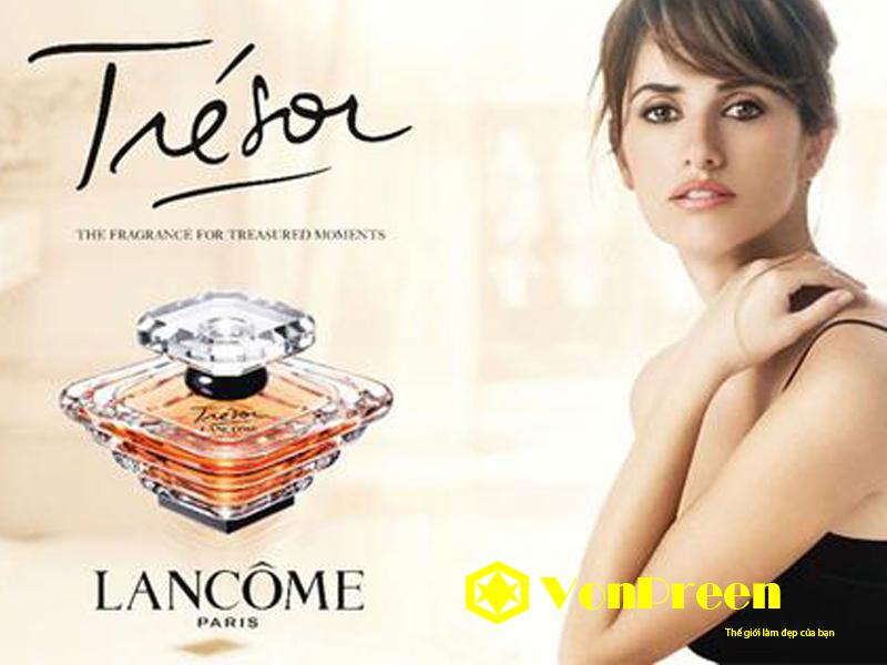 Nước hoa Pháp Lancome Tresor