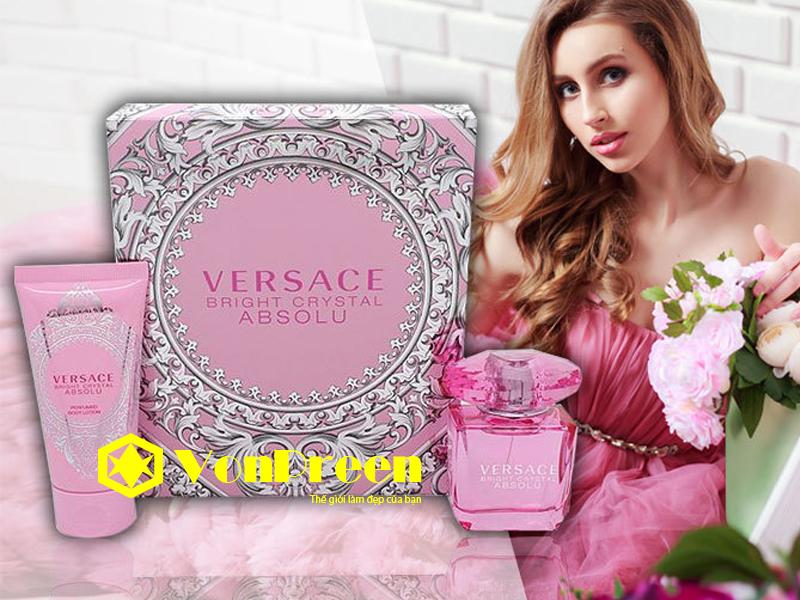 Nước hoa Versace Absolu 90ml