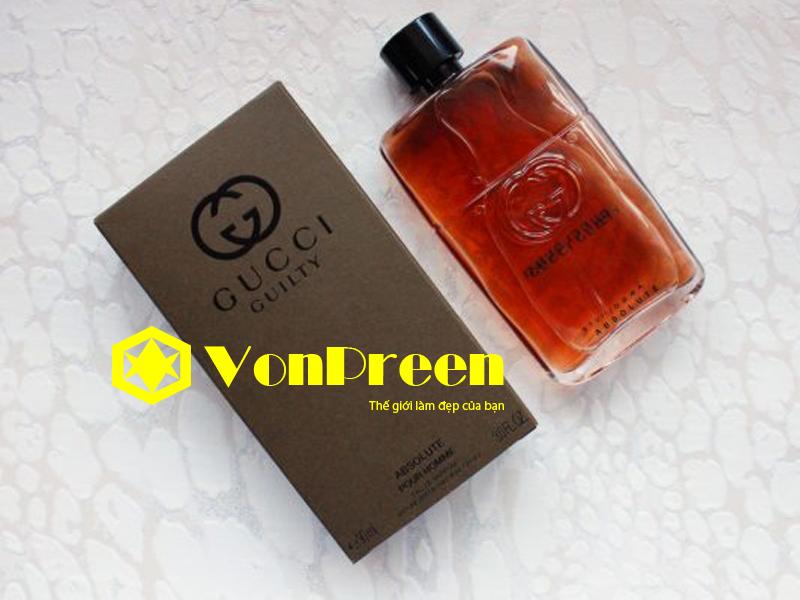 Nước hoa Gucci Absolute cho nam chính hãng