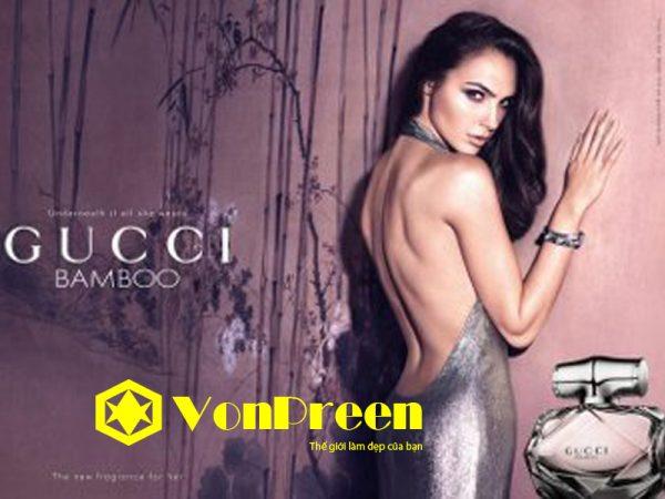 Nước hoa Gucci Bamboo giá bao nhiêu