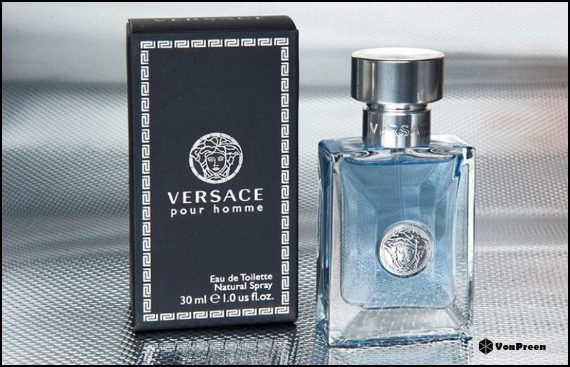 Nước hoa nam Versace Pour Homme 30ml chính hãng giá bao nhiêu