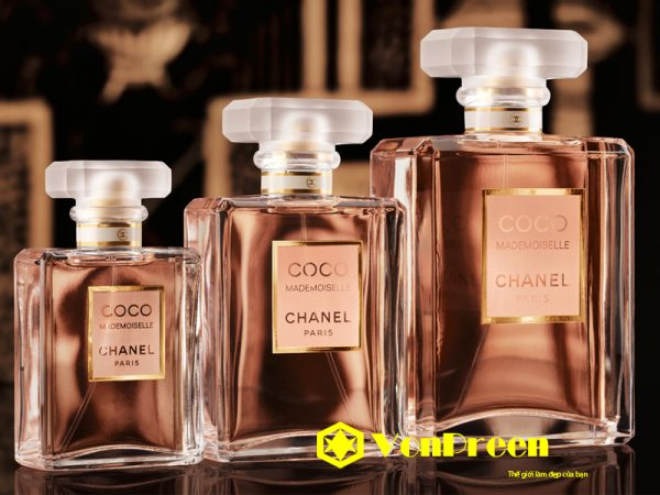 Nước hoa nữ Chanel Coco Mademoiselle thật