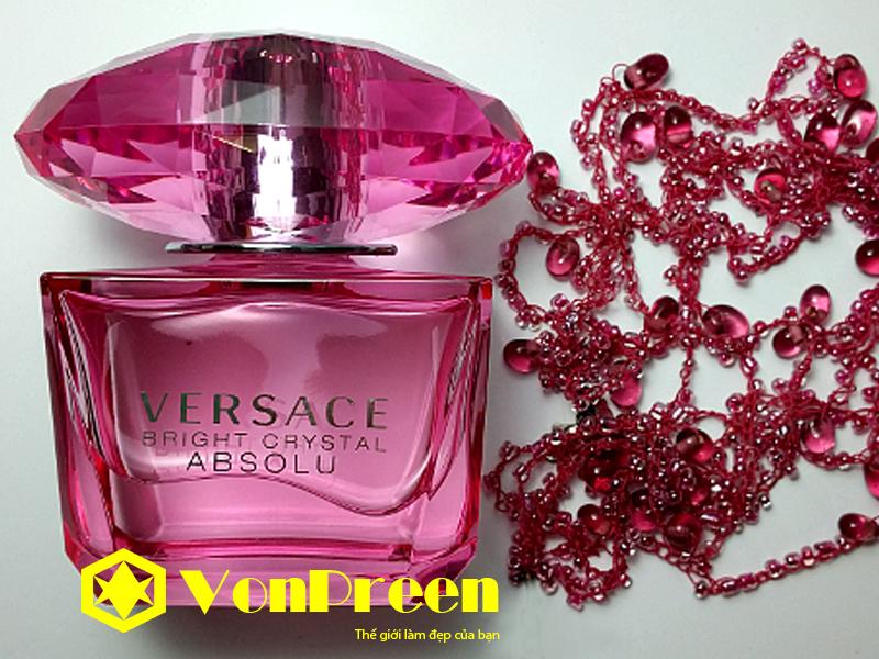 Nước hoa Versace hồng Absolu