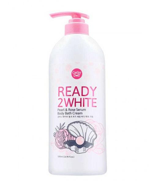 Sữa tắm trắng da Ready 2 White 500ml