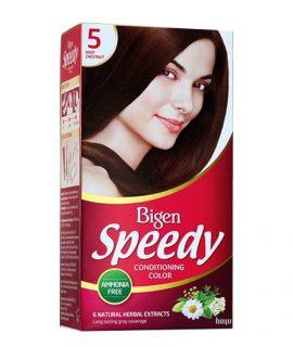Thuốc nhuộm tóc Bigen Speedy Conditioning Color
