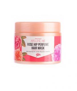 Kem ủ tóc Welcos Kwailnara Around Me Rose Hip Perfume Hair Mask