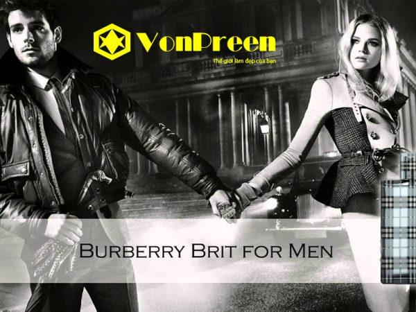 Mua nước hoa Burberry Brit giá rẻ