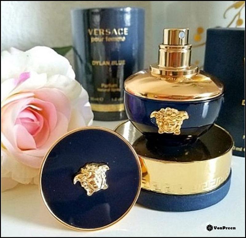 Nước hoa versace Dylan Pour Femme 50ml chính hãng giá rẻ