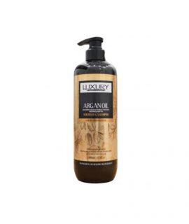Đầu gội đầu Luxury Argan Oil 500ml phục hồi cho tóc nhuộm, uốn