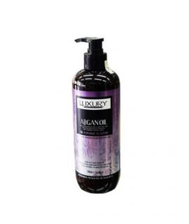 dau goi dau Luxury Argan Oil 500ml dành cho tóc dầu