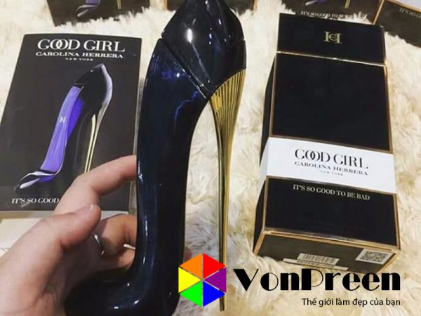 Nước hpa Good Girl Carolina Herrera