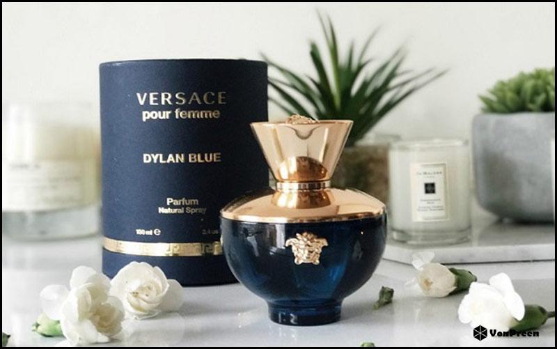 Nước hoa nữ Versace Dylan Blue Pour Femme 100ml chính hãng