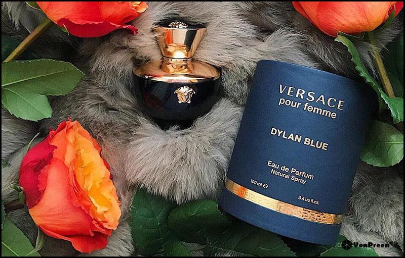 Nước hoa Versace Dylan Blue mua bán ở đâu
