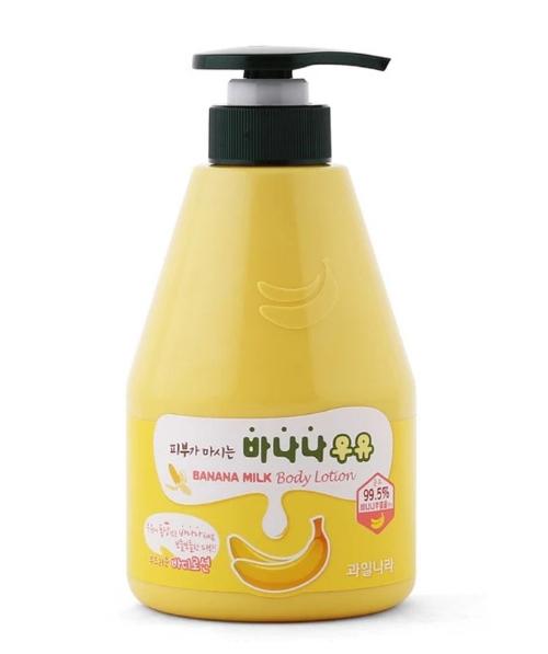 Sữa tắm chuối Banana Milk Body Cleanser 560g